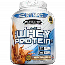 Load image into Gallery viewer, MuscleTech Premium 100% Whey Protein Plus 5 lbs