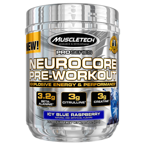 MuscleTech NeuroCore Pre-Workout 50 servings