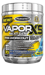 MuscleTech VaporX5 Next Gen 30 servings