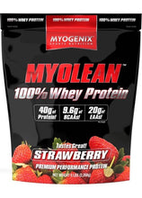 Load image into Gallery viewer, Myogenix Myolean 100% Whey 5 lbs