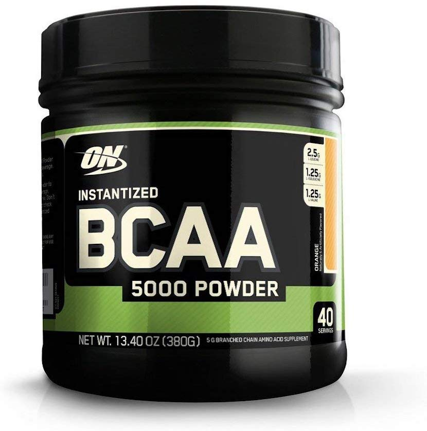 Optimum Nutrition Instantized BCAA 5000 Powder