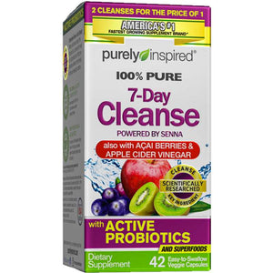 Purely Inspired 7-Day Cleanse 42 veggie capsules