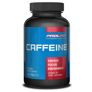 Prolab Caffeine 100 tablets