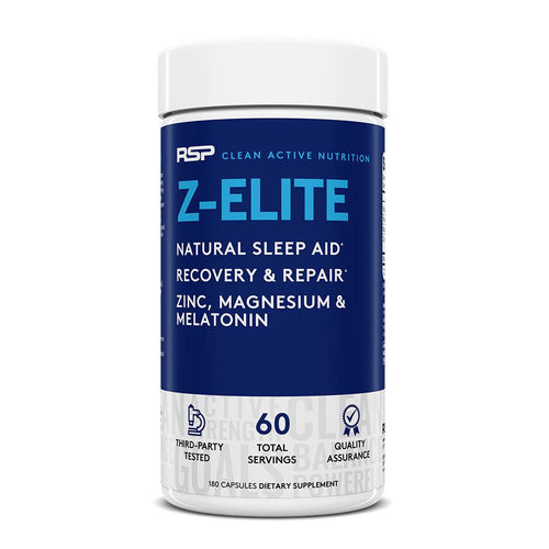 RSP Nutrition Z-Elite 180 capsules