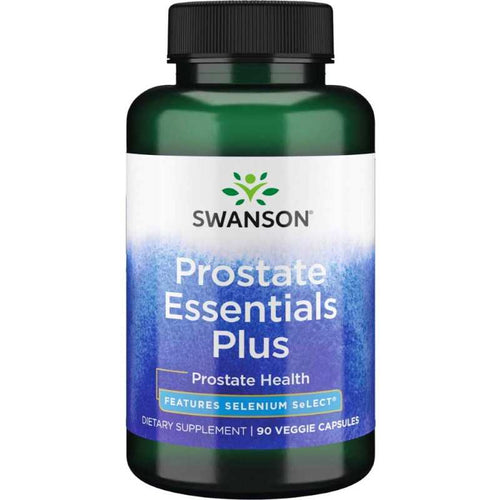 Swanson Prostate Essentials Plus 90 Veg Caps