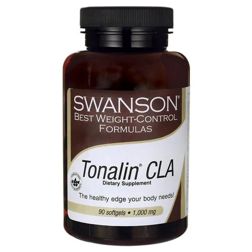 Swanson Tonalin CLA (Safflower Oil Blend) 90 softgels