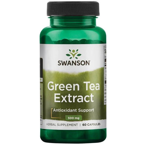 Swanson Green Tea Extract 60 Capsules