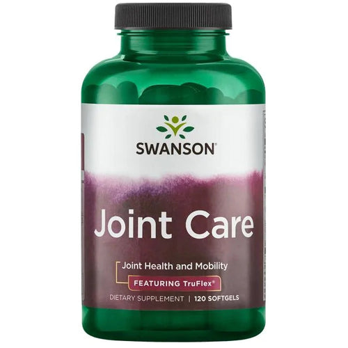 Swanson Joint Care - Featuring TruFlex 120 softgels