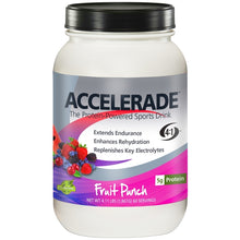 Load image into Gallery viewer, Endurox Accelerade 4.11 lbs Fruit Punch