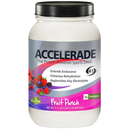 Endurox Accelerade 4.11 lbs Fruit Punch