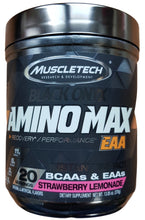 Load image into Gallery viewer, MuscleTech Amino Max EAA 20 Servings