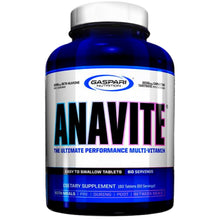 Load image into Gallery viewer, Gaspari Nutrition Anavite 180 tablets