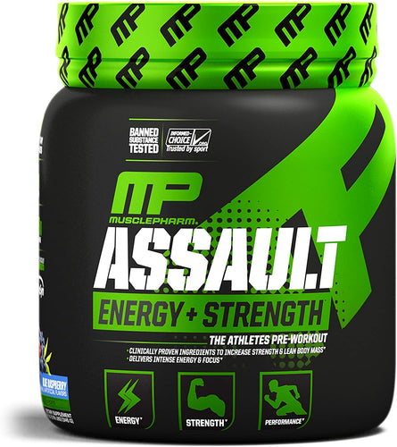 MusclePharm Assault Sport 30 servings