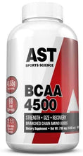 Load image into Gallery viewer, AST BCAA 4500 462 capsules