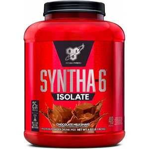 BSN Syntha-6 Isolate 4.02 lbs Chocolate Milkshake