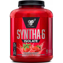 Load image into Gallery viewer, BSN Syntha-6 Isolate 4.02 lbs Strawberry Milkshake