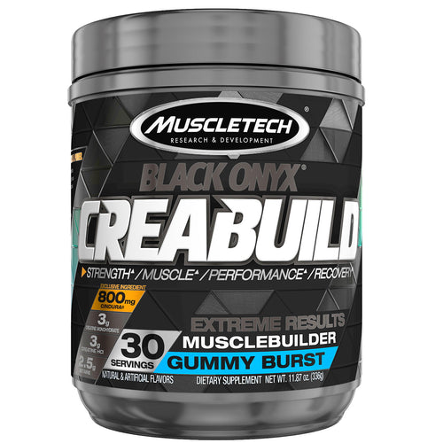 MuscleTech Black Onyx Creabuild 30 servings