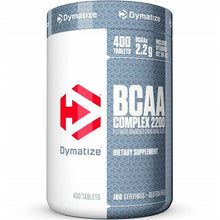 Load image into Gallery viewer, Dymatize BCAA Complex 2200 400 tablets