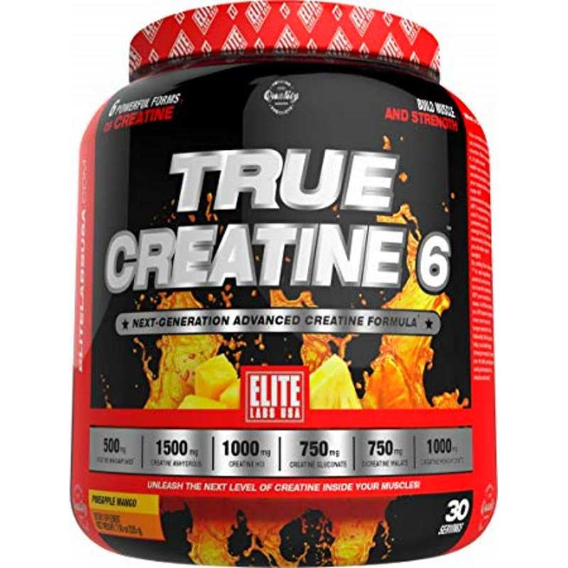 Elite Labs True Creatine 6 225g