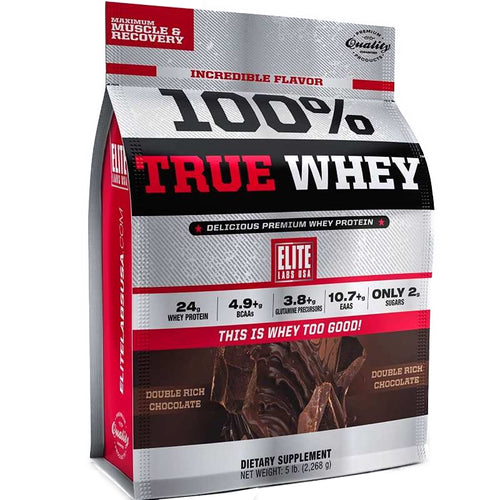 Elite Labs 100% True Whey 5 lbs