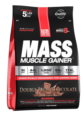 Elite Labs Mass Muscle Gainer 5 lbs