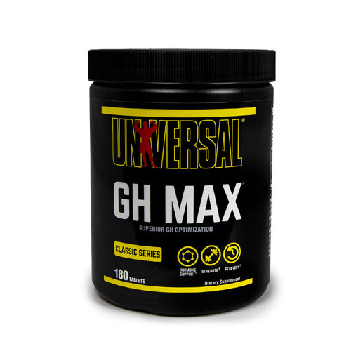 Universal Nutrition GH Max 180 tablets