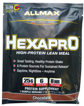 Load image into Gallery viewer, AllMax HexaPro Sustained Release Protein 44g