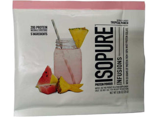 Isopure Infusions 25g Tropical Punch