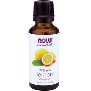 NOW Essential Oil 30 ml Lemon Oil