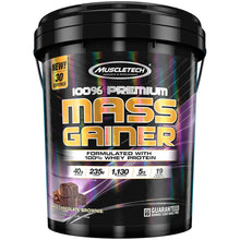 Load image into Gallery viewer, MuscleTech Premium Mass Gainer 18.5 lbs