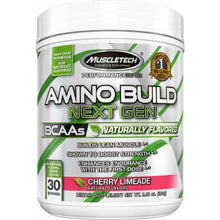 Load image into Gallery viewer, MuscleTech Amino Build Next Gen 427g Cherry Limeade