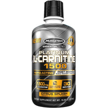 Load image into Gallery viewer, MuscleTech Liquid L-Carnitine 1500 473ml