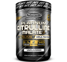 Load image into Gallery viewer, MuscleTech Platinum Citrulline Malate Plus 140 servings