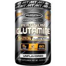 Load image into Gallery viewer, MuscleTech Platinum 100% Glutamine 300g
