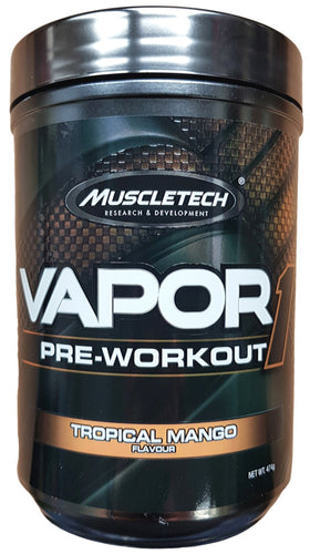 MuscleTech Vapor One Pre-Workout 25 servings