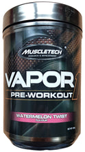 Load image into Gallery viewer, MuscleTech Vapor One Pre-Workout 25 servings