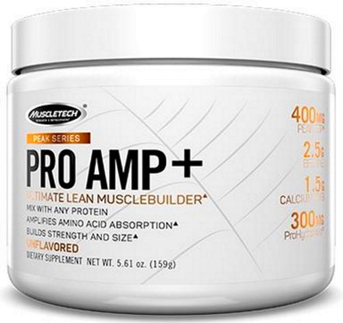 MuscleTech Peak Series Pro Amp+ Lean MuscleBuilder 20 servings