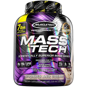 MuscleTech Mass Tech 7 lbs Cookies and Cream