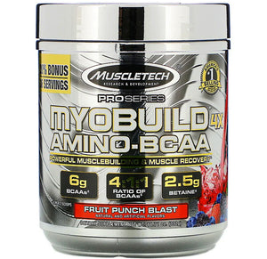 MuscleTech Myobuild 4X 36 Servings