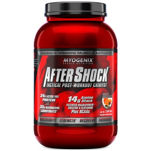 Myogenix AfterShock Recovery 2.64 lbs
