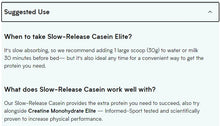 Load image into Gallery viewer, MyProtein Slow-Release Casein 1 kg