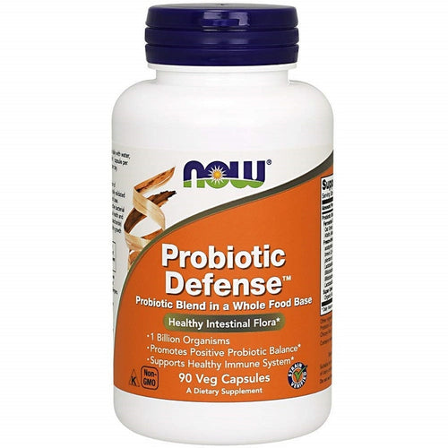 NOW Probiotic Defense 90 veg capsules