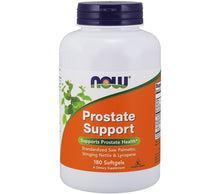 Load image into Gallery viewer, Now Prostate Support 180 softgels