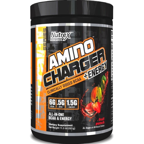 Nutrex Amino Charger + Energy 321g