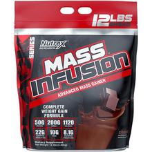Load image into Gallery viewer, Nutrex Mass Infusion 12 lbs