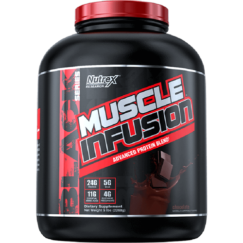 Nutrex Muscle Infusion 5 lbs