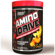 Load image into Gallery viewer, Nutrex Amino Drive 243g Peach Pineapple