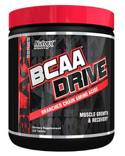 Load image into Gallery viewer, Nutrex BCAA Drive 200 tablets