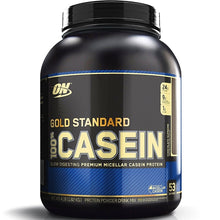 Load image into Gallery viewer, Optimum Nutrition Gold Standard 100% Casein 4 lbs