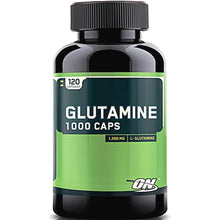 Load image into Gallery viewer, Optimum Nutrition Glutamine 1000 caps 120 capsules